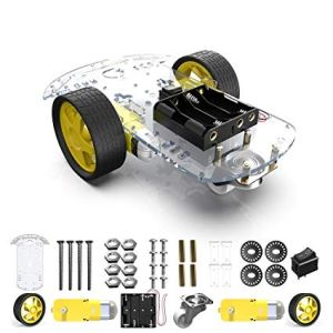 2WD Smart Robot Car Chassis Kit (2 Wheel)