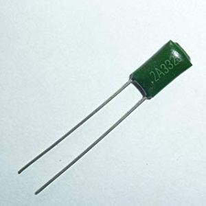 3.3nf 100V - 332 Mylar Capacitor