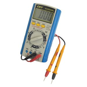 Digital Multimeter AM666AL
