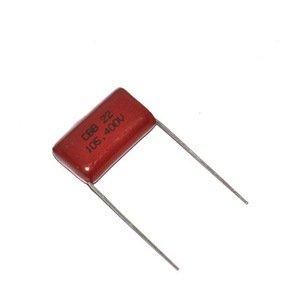 1uf 400V - 105 Mylar Capacitor