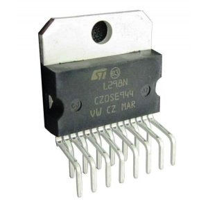 L298N Motor Driver IC