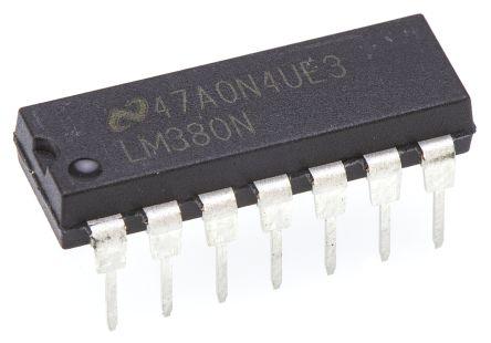 LM380N Audio Amplifier IC