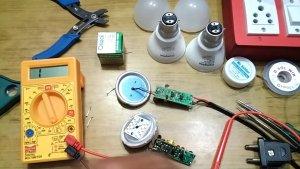 LED Bulbs Repairs
