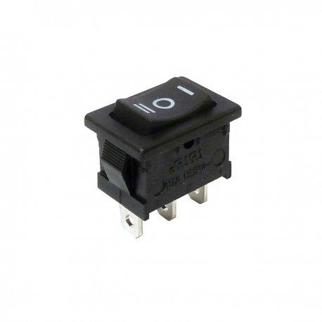 Mini Rocker Switch (ON/OFF/ON)