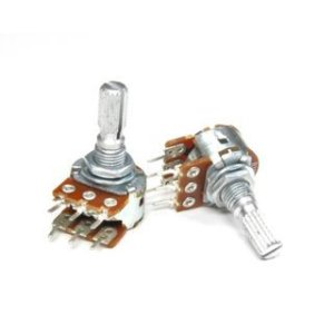 Stereo Volume Controllers (Potentiometer)
