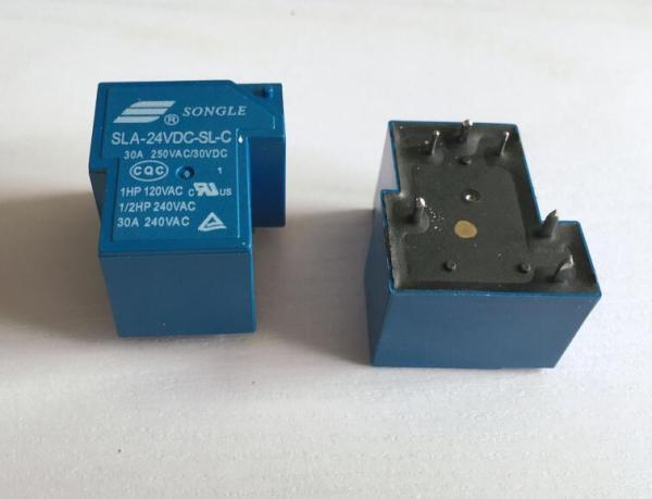 24V (30A) Relay (6 Pin)