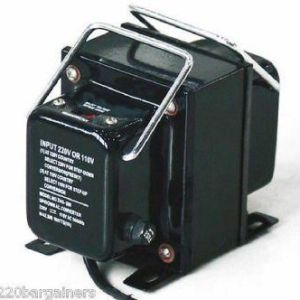 220V to 110V Stepdown Transformer