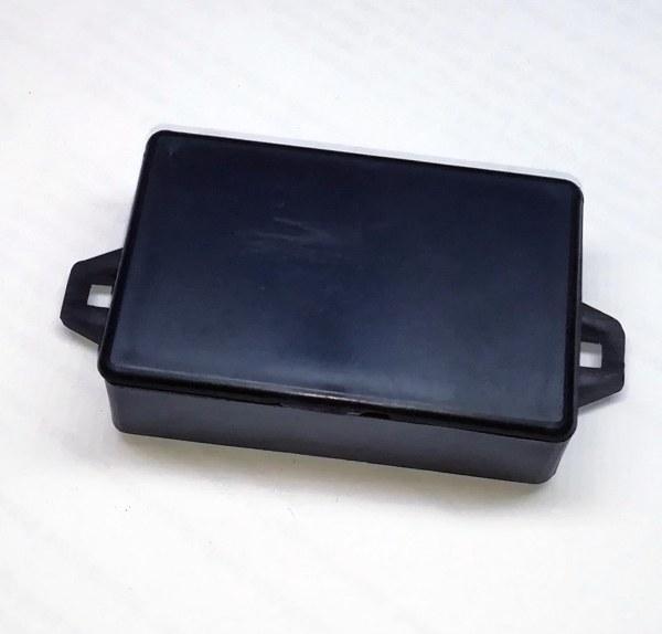 Enclosure Box black 65 x 40 x 25