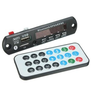 USB mp3 Bluetooth Player kit 12V DC