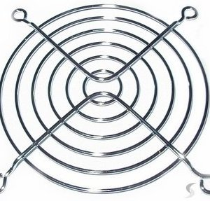 80mm Fan Guard Steel