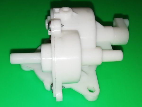 Plastic Gear box 1 : 5.5 (Parallel Axis)