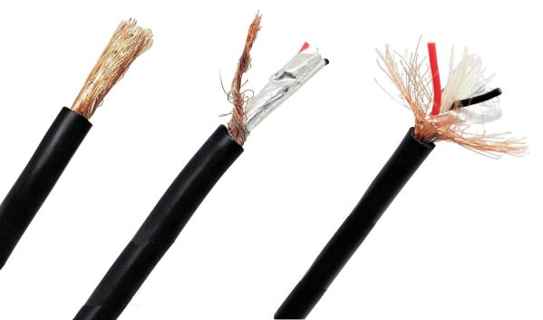 MIC wire (Low Noise microphone cable-ROCK audio)