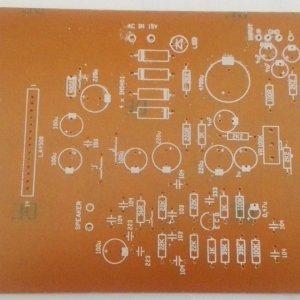 LA4508 Subwoofer Amplifier PCB (12VDC/15VAC)