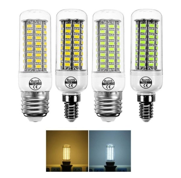 SMD LED 36 Corn type LED Bulb (3W) - Cool White