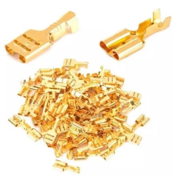 Battery / Horn Clip Lugs Female