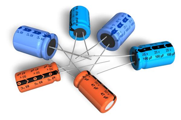 680uf Electrolytic Capacitor