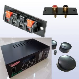 40W Stereo Amplifier LA4440 (20W+20W) Kit DIY Complete Set