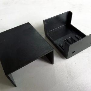 Enclosure Box black 80 x 65 x 35 (Open type) TV