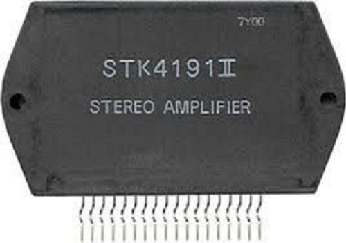 STK 4191 II Stereo Amplifier IC (Chinese)