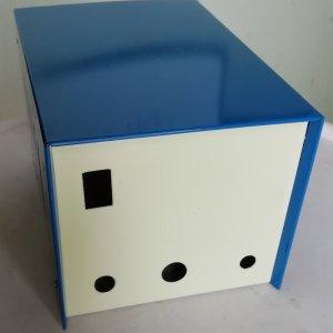 Metal Box (7 x 5 x 4 1/2 Inches)