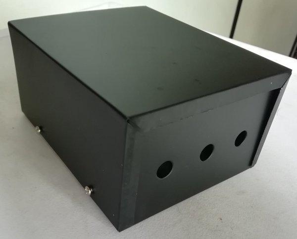 Metal Box (5 x 4 x 2 1/2 Inches)