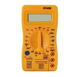 DT4400 - Digital RJ45/RJ11 Network Multimeter