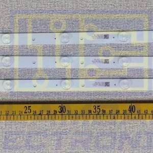PANASONIC 7 LED Back Light Strips 3 Pcs Set (32A400)