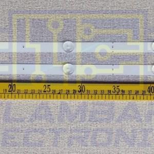 LG 3V 32′ 5LED Back Light Strips 2 Pcs Set