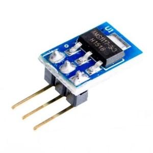 AMS1117 5V to 3.3V Step Down Regulator Module