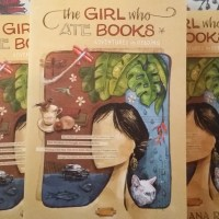 The Girl Who Ate Books