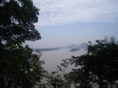 landscape form Chengdu
