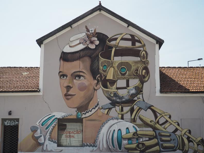 Sokaktan saraylara: Street Art