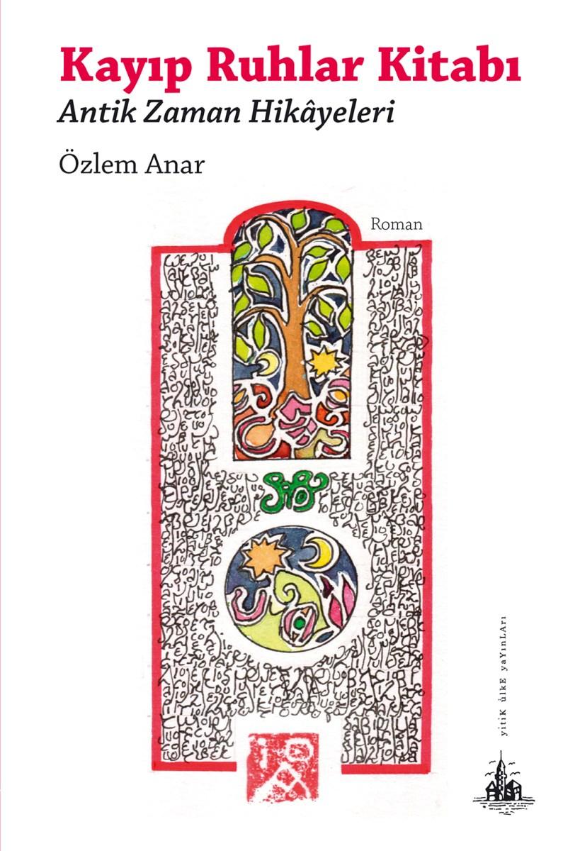 Bu defa kitap İhsan Oktay Anar'ın eşinden