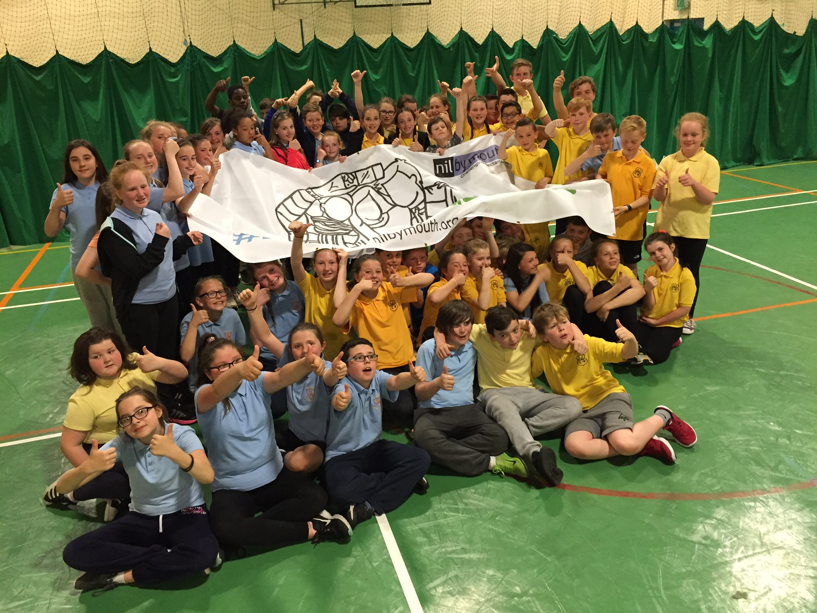 Uddingston Schools Come Together to Celebrate Difference
