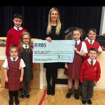 Pupils Dig Deep for Nil by Mouth