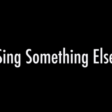 Campaign Urges Fans to 'Sing Something Else'
