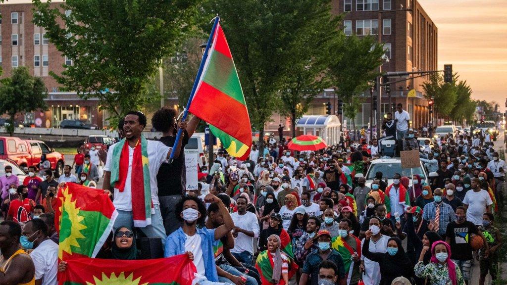 إثيوبيا   |   166 قتيلا حصيلة «انتفاضة  هاشالو هونديسا»