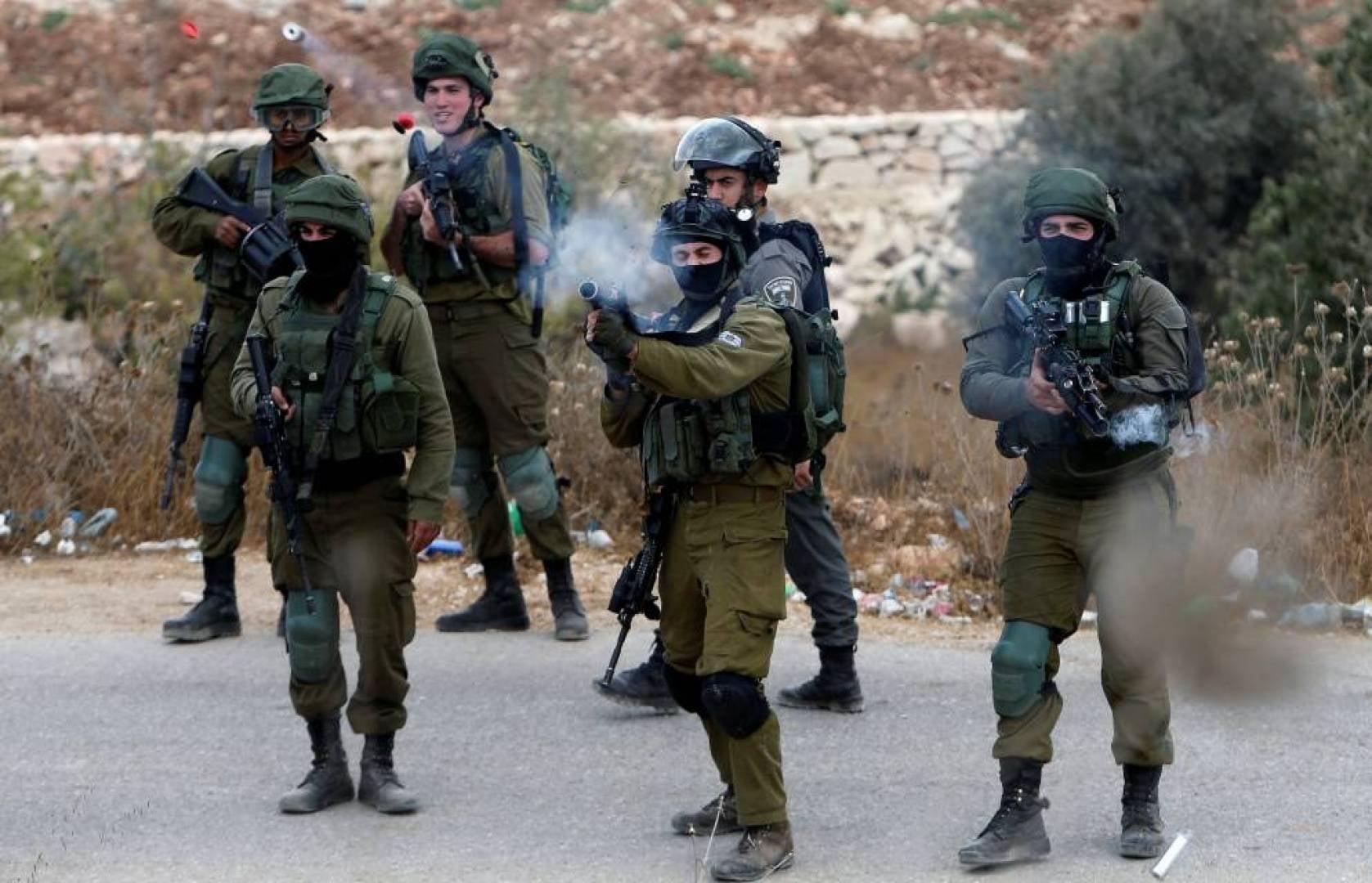 الشرطة الإسرائيلية تفرق مظاهرة تطالب باستقالة نتانياهو