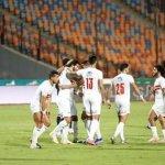 «كأس مصر» |  «الزمالك» يفوز على «نادي مصر» 1/2