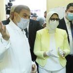 «الصحة»: 14 حالة وفاة بـ «كورونا».. و تسجيل 358 إصابة