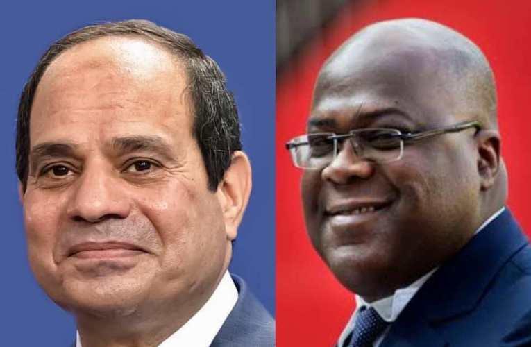 الكونغو الديمقراطية تتطلع لتطوير علاقاتها مع مصر
