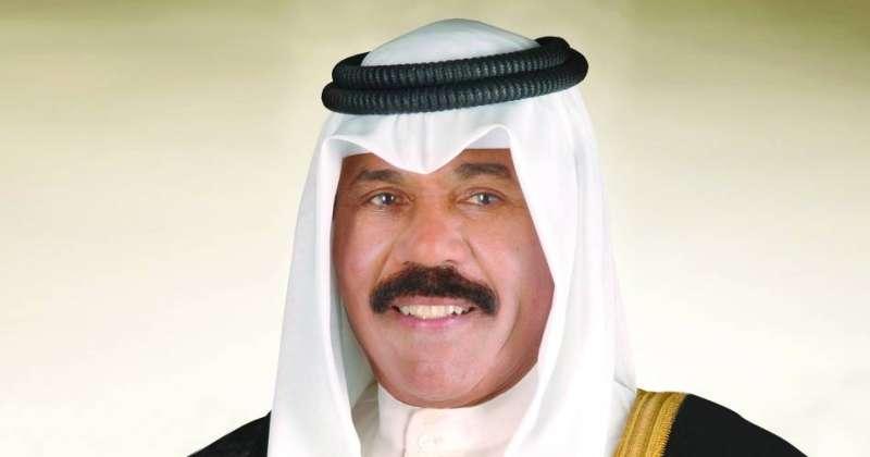 أمير الكويت يتسلم دعوة القمة الخليجية الـ41