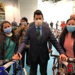 توزيع 7200 دراجة من مبادرة « دراجتك.. صحتك»
