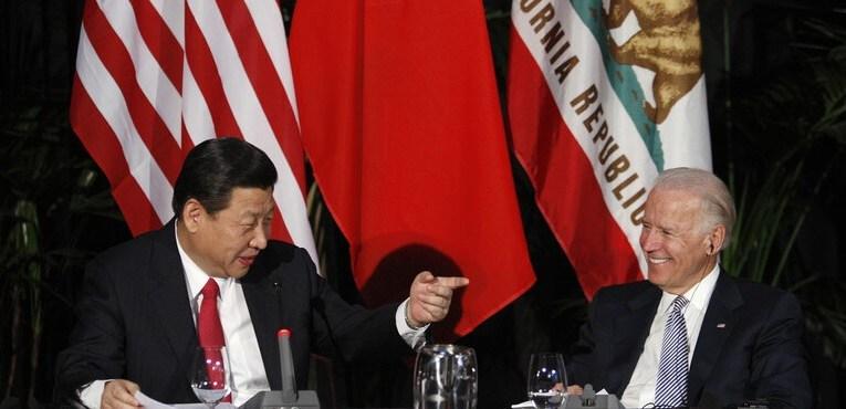 الرئيس الصيني يبلغ بايدن .. «الصدام بيننا كارثة للعالم بأسره»