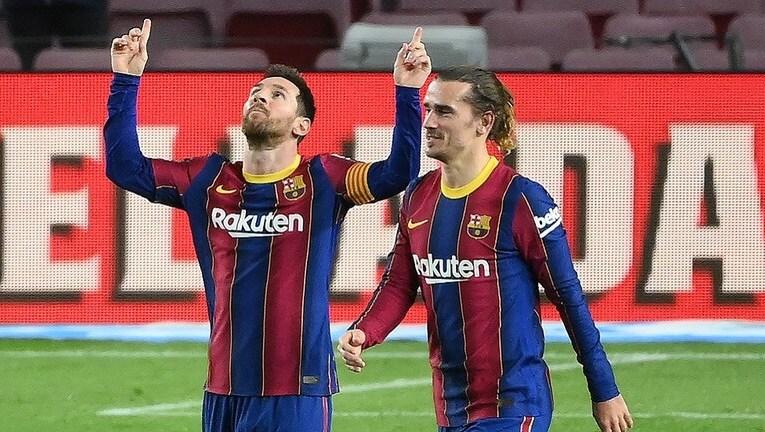 برشلونة يكتسح ألافيس بخماسية ويستعيد وصافة «الليجا» من ريال مدريد
