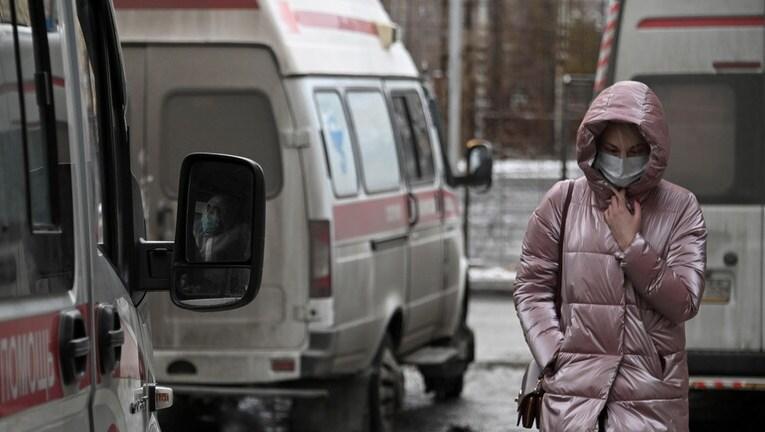 روسيا | 13.5 ألف إصابة بكورونا خلال 24 ساعة