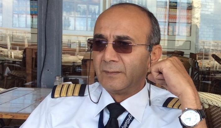 عاجل.. وفاة الطيار أشرف أبو اليسر جراء أزمة صحية