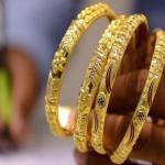 أسعار الذهب اليوم.. «عيار21» الأكثر شيوعاً يسجل 801 جنيه
