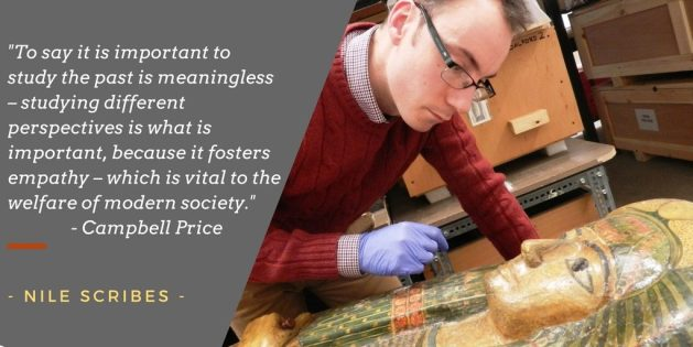 Campbell Price on the importance of Egyptology