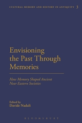 "David Nadali ""Envisioning the Past Through Memories. How Memory Shaped Ancient Near Eastern Societies"""